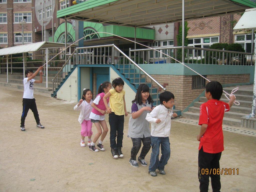 2011.06.09 단체줄넘기대회