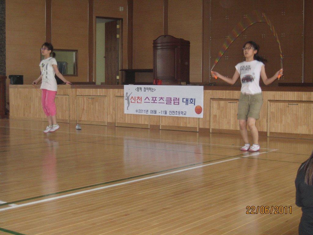 2011.06.22(수) G-PAPS교내 줄넘기왕 선발대회
